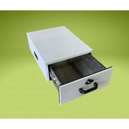 tiroir aluminium