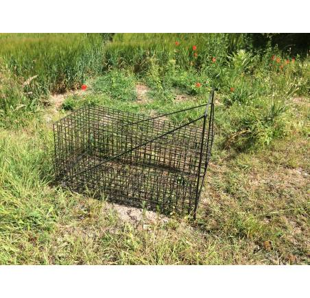 Cage à jardinet