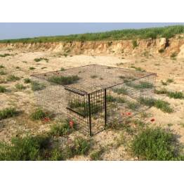 cage de pré-lacher faisan