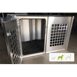 grande caisse de transport chien